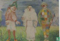 Die Verhaftung des Pierrot, 1900
