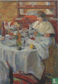 Der Austernesserin, 1908