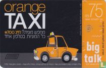 orange taxi