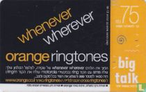 orange ringtones