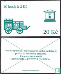 Ústí nad Labem (Typ I) - Postwagen