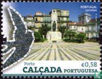 Portugees straatmozaïek