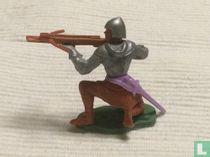 Crossbowman kneeling