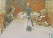 Das Abendessen, 1905