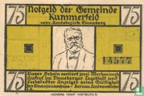 Kummerfeld 75 pfennig