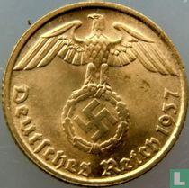Duitse Rijk 5 reichspfennig 1937 (D)