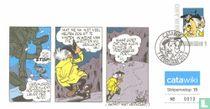 Stripenvelop 15: De Schaduw