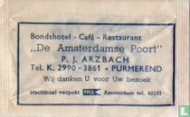 "Bondshotel Café Restaurant ""De Amsterdamse Poort"""