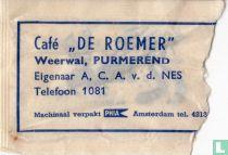 """Café """"De Roemer"""""""