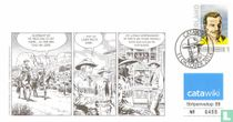 Stripenvelop 35: Tex Willer