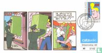 Stripenvelop 40a: Cowboy Henk