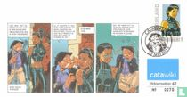 Stripenvelop 42: Karaat & Fanfoué des Pnottas