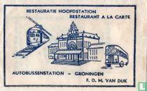 Restauratie Hoofdstation