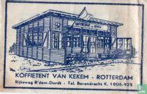 Koffietent Van Kekem