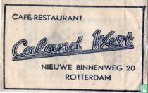Café Restaurant Caland West