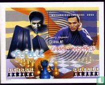 Garry Kasparov tegen DeepBlue