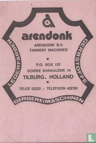 Arendonk tannery machines