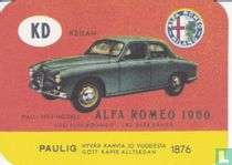 0519  - Gustav Paulig - Alfa Romeo 1900