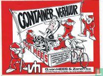 Container verhuur