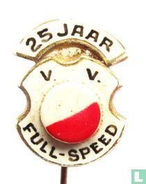 25 jaar v.v. Full - Speed