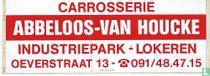 Carrosserie Abbeloos - Van Houcke