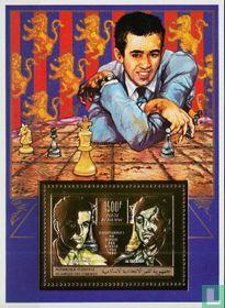 Schaakkampioenschap Kasparov vs Karpov