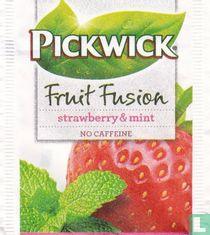strawberry & mint