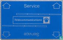 Service PTT Télécommunications
