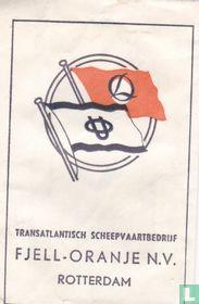 Transatlantisch Scheepvaartbedrijf Fjell - Oranje N.V.