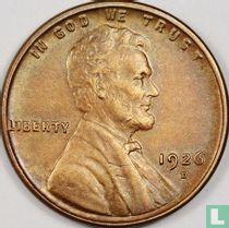 Vereinigte Staaten 1 Cent 1926 (D)