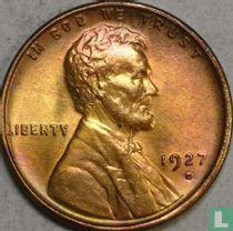 Vereinigte Staaten 1 Cent 1927 (D)