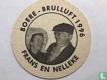 Boere - Brulluft 1996 Frans en Nelleke