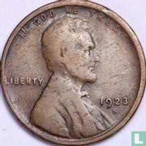 Vereinigte Staaten 1 Cent 1923 (S)