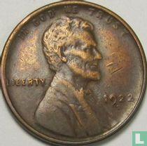 Vereinigte Staaten 1 Cent 1922
