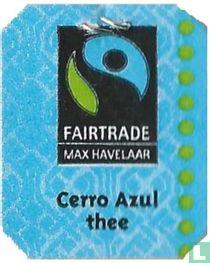 Cerro Azul thee Max Havelaar Fairtrade  / Biologische thee