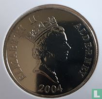 "Alderney 5 pounds 2004 ""England football team's participation in the 2006 World Cup"""