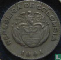 Colombia 10 centavos 1961