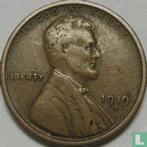 Vereinigte Staaten 1 Cent 1919 (S)