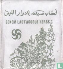 Lactagogue Herbs
