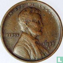 Vereinigte Staaten 1 Cent 1917 (S)