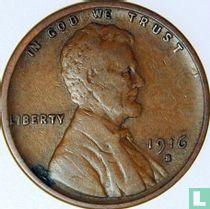 Vereinigte Staaten 1 Cent 1916 (S)