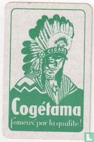 Speelkaart Cogétama fameux par la qualite!