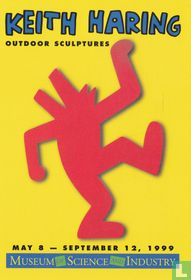Museum Of Science And Industry - Keith Haring