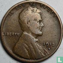 Vereinigte Staaten 1 Cent 1913 (S)
