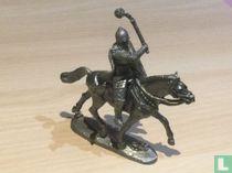 Russische Ridder te paard