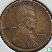 Vereinigte Staaten 1 Cent 1913 (D)