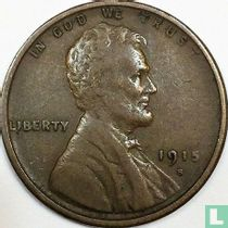 Vereinigte Staaten 1 Cent 1915 (S)