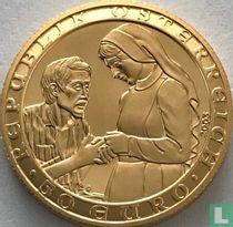 "Austria 50 euro 2003 (PROOF) ""Christian charity"""