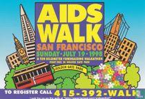 AIDS Walk San Francisco 1998