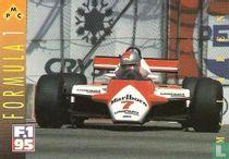 McLaren Ford MP4/1